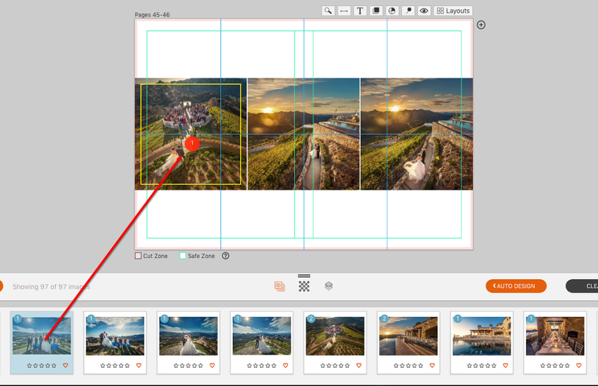 Swapping and Replacing Images