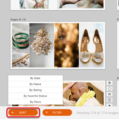 Sorting Images