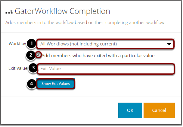 GatorWorkflow Completion