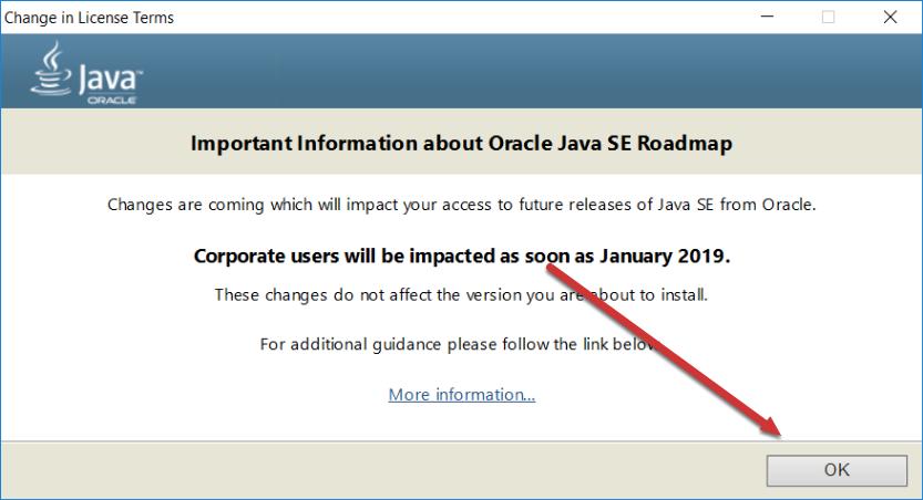 Java Setup - Restore Security Prompts