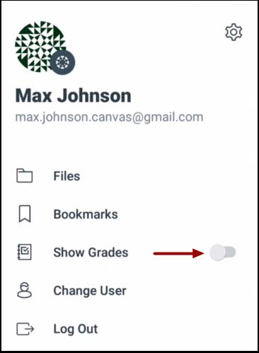 Show Grades