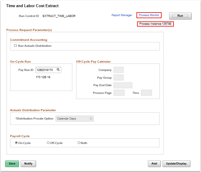 Process Instance assigned