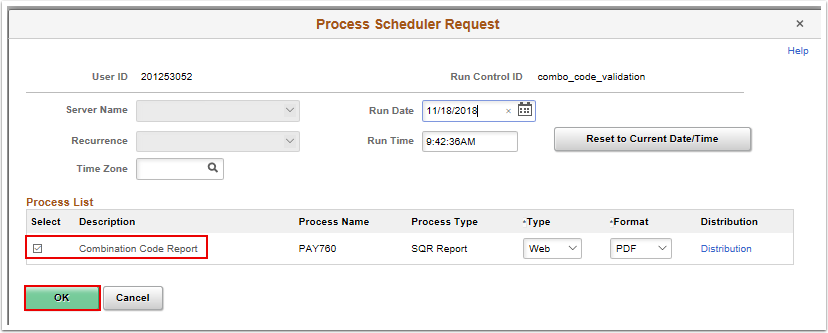 Process Scheduler Request page4