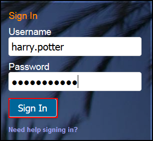 CSUF campus portal login