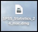 SPSS Statistics installer