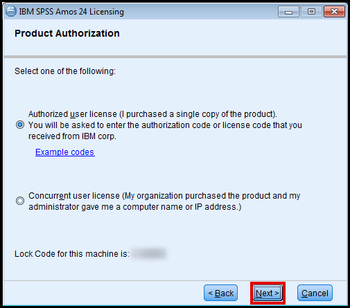 product authorization