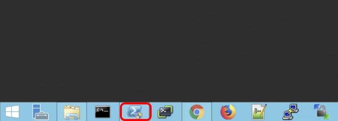 Launch PowerShell window