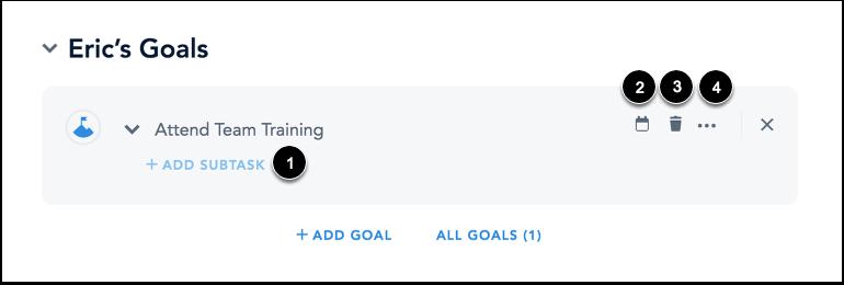 Add Goal Details