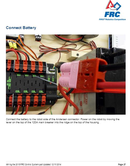Electrical board wiring