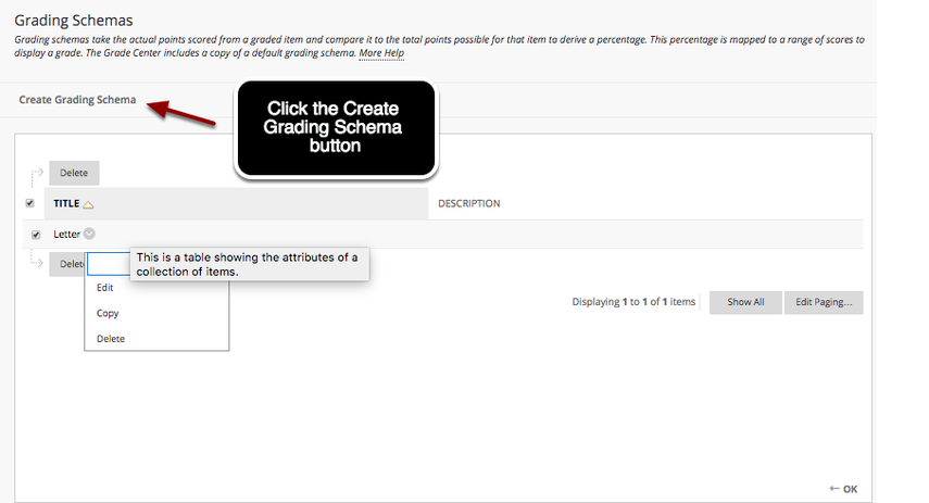 Step 4 - Creating a New Schema