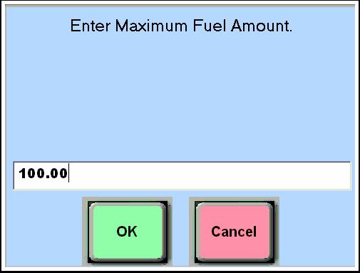 Fuel Amount