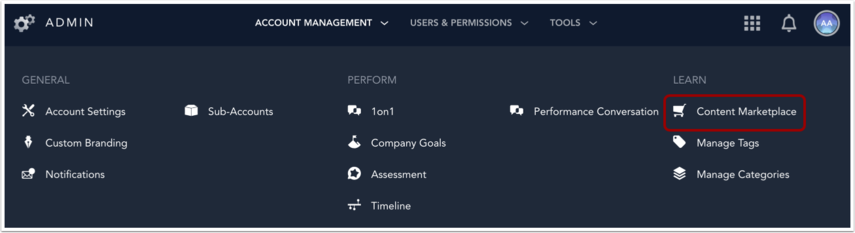 Open Content Marketplace
