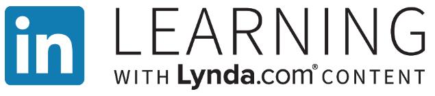 LinkedIn Learning with Lynda.com content logo