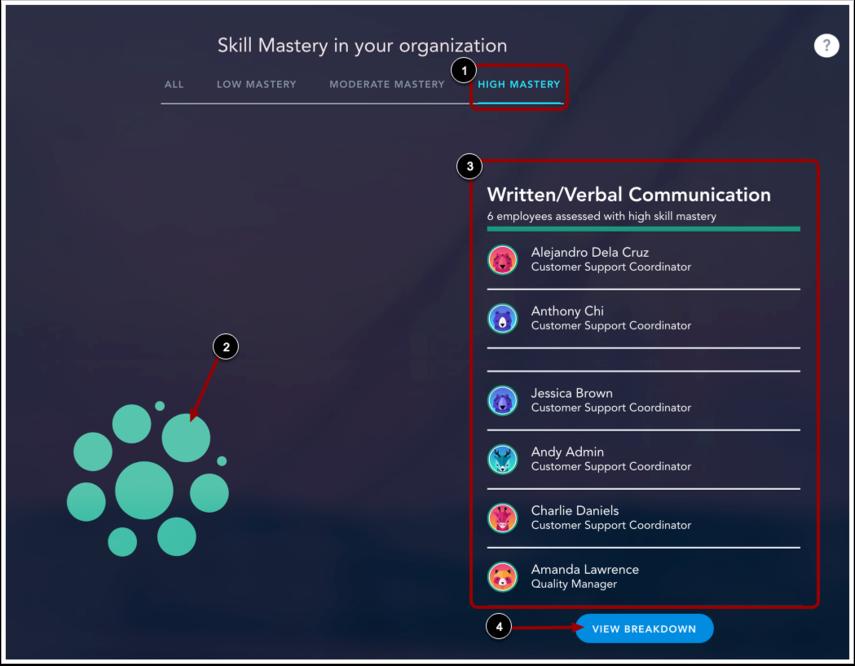 View Skill Mastery