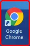 Launch Chrome Browser (confer app, security risk, suspicious activity, suspicious package