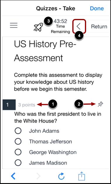 Complete Quiz Questions