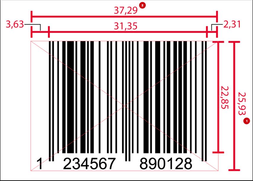 Barcode standards - 1.7.3