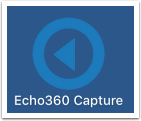 Echo360 Capture Logo