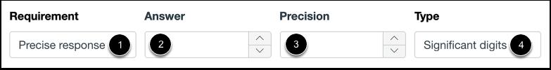 Select Precise Response