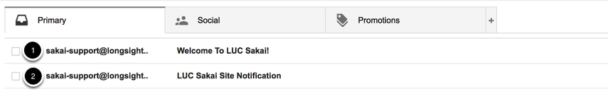 Participant's Email.
