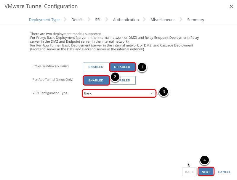 Configuration Type