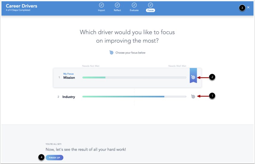 Image of Focus page