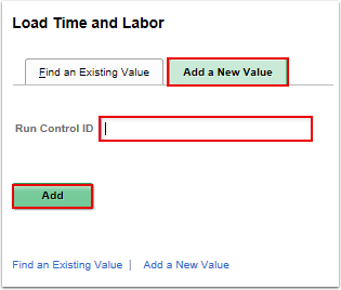 Load Time and Labor search