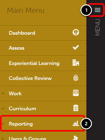 Step 1: Locate Assessments