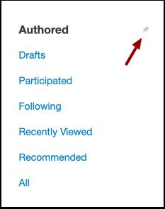 View Content Activity