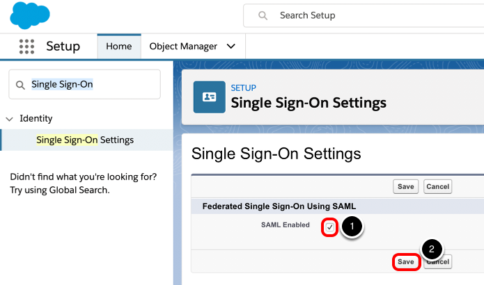 Integrating Salesforce with Workspace ONE Access