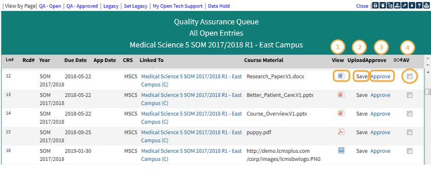 Open QA