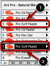 Making a Copy of a Brush Shortcut
