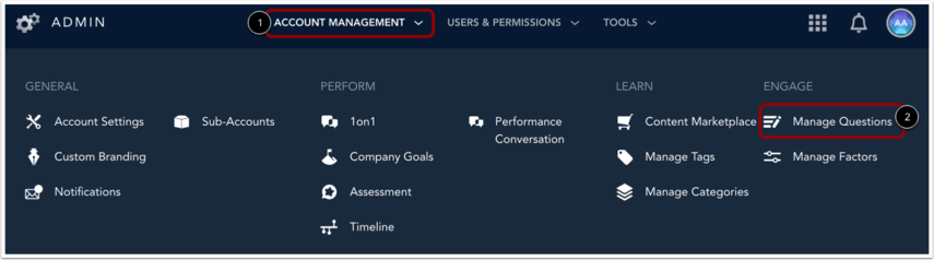 Open Manage Questions