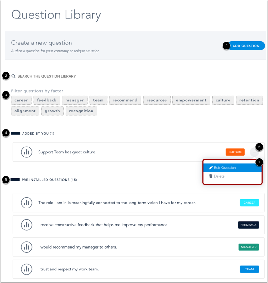 View Question Library