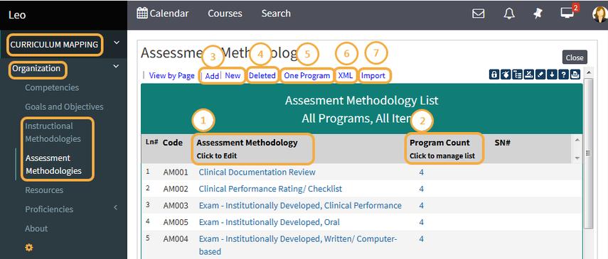 Instructional Methodology