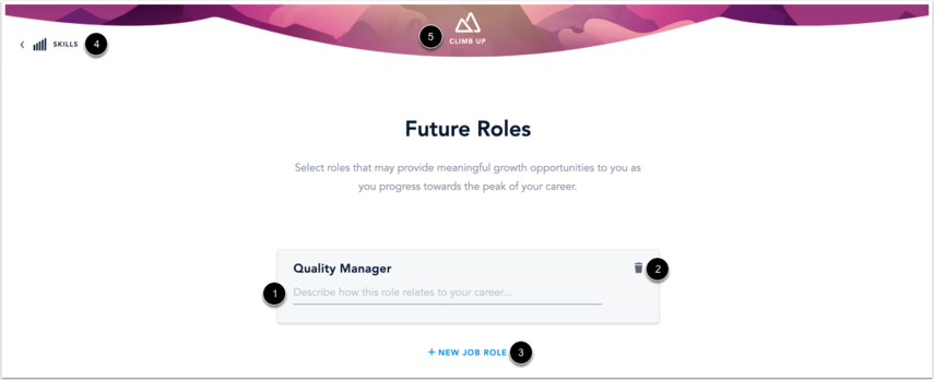 View Added Future Role