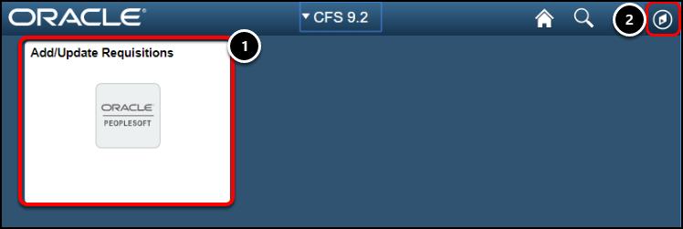 CFS homepage