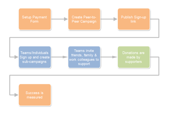 Peer-to-Peer Process Flow Overview