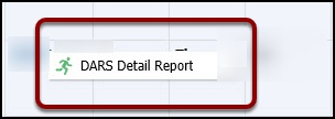 DARS Detail Report