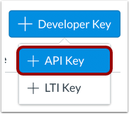 Add API Key