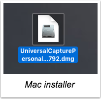 Mac installer