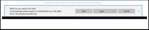 Run the installer.
