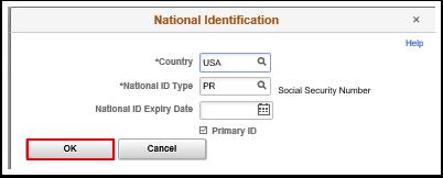 Add Citizenship button