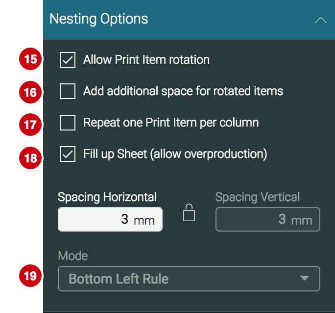 Impose Editor Settings redesign 1.7.2