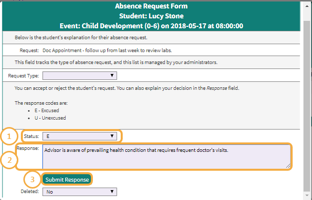 Step 4B: Approve/deny request