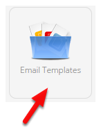 In the Settings area, click Email Templates