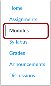 View Modules