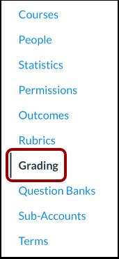 Open Grading