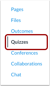 Click Quizzes Link