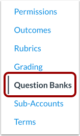 Open Question Banks